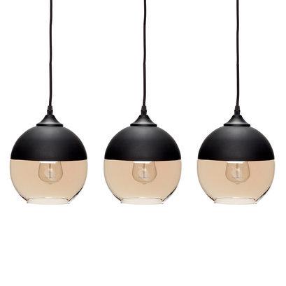060403-ronde-lampenset-hubsch-glas-zwart
