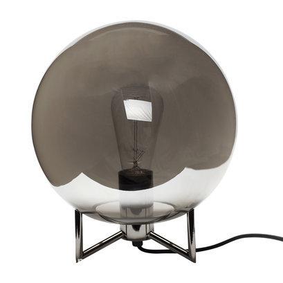 890626-bollamp-tafellamp-hubsch-zwart-metaal-spieg