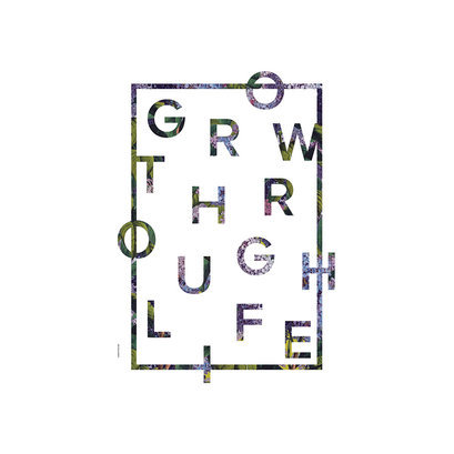 A5 Kaart - Grow Through Life