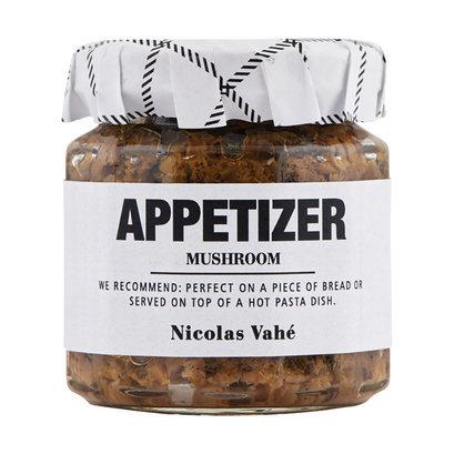 Appetizer Champignon Nicolas Vahe
