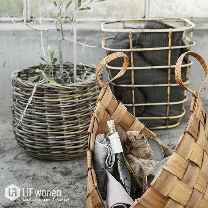 bamboe-manden