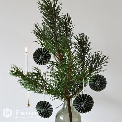 delight-department-kersttak-met-cirkels-groen