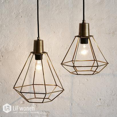 Hanglampen Hubsch draadlampen