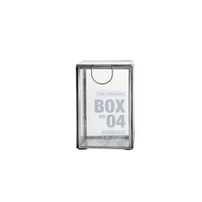 House Doctor glazen kistje box 04 voorraadpot