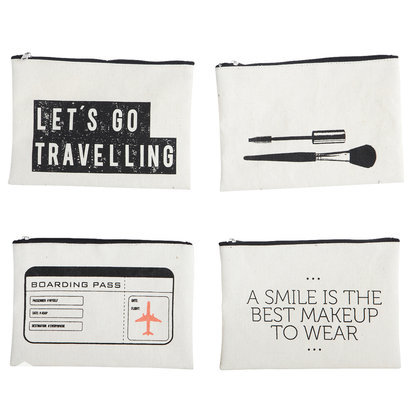 House Doctor Make-Up bags