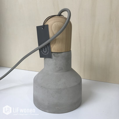 lamp-beton-gerd-hubsch-outlet