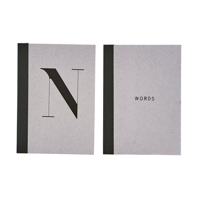 Notebook Words House Doctor