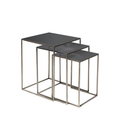 Stalen tafels Freja