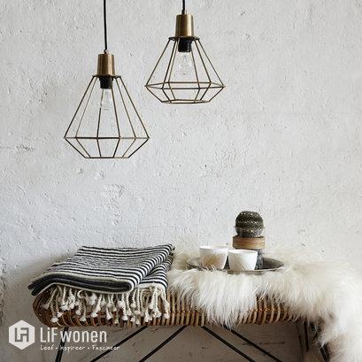 Styling verlichting hanglampen