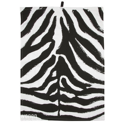theedoek zebraprint