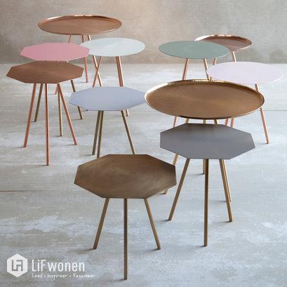 Unieke salontafels