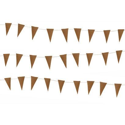 vlaggetjes-goud