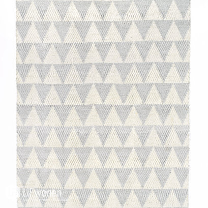 vloerkleed tapijt pyramides roomblush