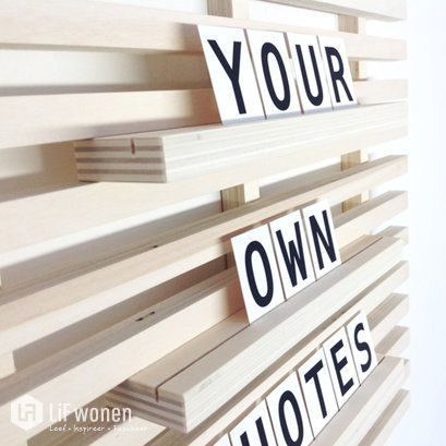 wandframe letterset