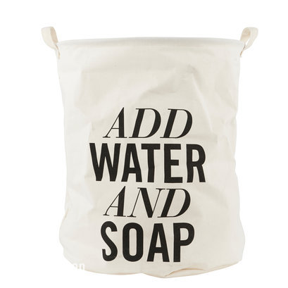 Wasmand house doctor add water and soap