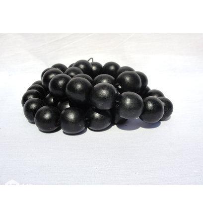 Woonketting zwart