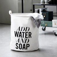 House Doctor laundrybag add water and soap