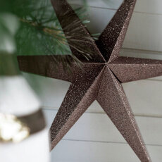 delight-department-kerststerr-glitter-bruin-detail