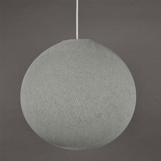 grote cottonball light hanglamp stone L